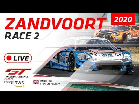 RACE 2 - AWS GTWC - ZANDVOORT 2020 - ENGLISH
