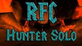 Hunter lvl 10 Solo Ragefire Chasm