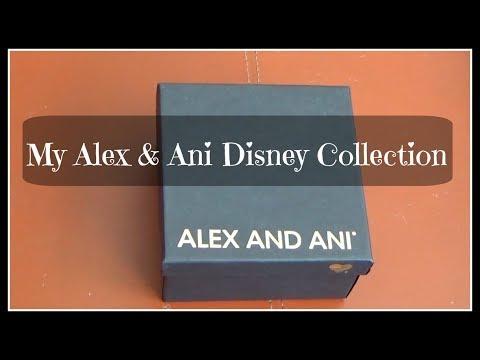 My Alex & Ani Disney Collection