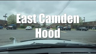 Driving Tour New Jersey's East Camden Hood | Horrible Insane Streets Potholes Everywhere (Narrated)