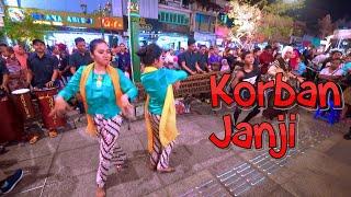 Download Lagu KORBAN JANJI Cover Angklung Carehal Bikin Lagu Tambah Asik (Angklung Malioboro) Guyon Waton mp3