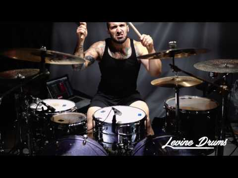 Lamb Of God - Grace - Drum Playthrough