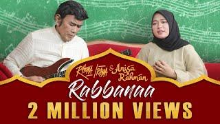 RABBANAA - RHOMA IRAMA Feat ANISA RAHMAN (Official Music Video)