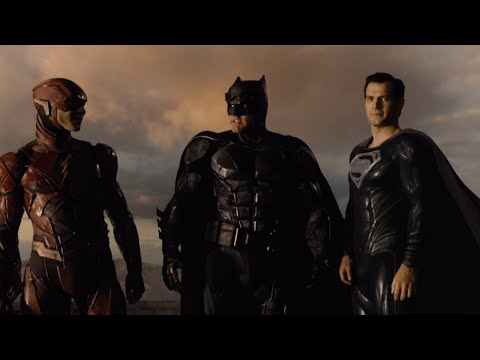 Zack Snyder's Justice League | Batman Teaser | HBO Asia