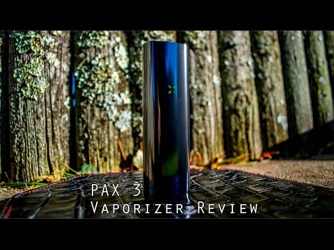 PAX 3 Vaporizer Review by Paint the Moon