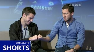Chelsea: Hazard: I always want more