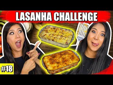 LASANHA CHALLENGE #ESPECIAL3EM1| Blog das irmãs