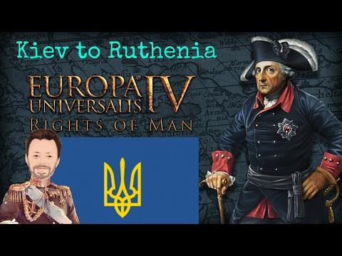 EU4 - Ruthenia - Rights of Man - Episode 1 |
