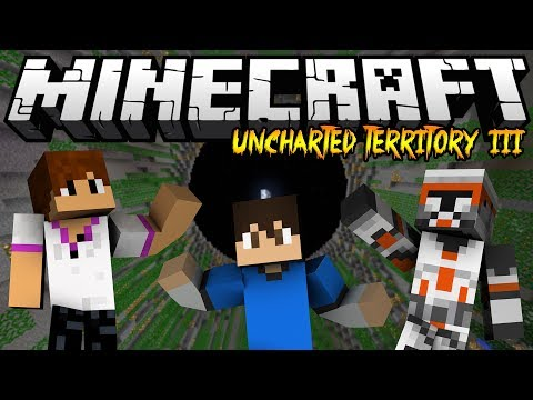 Minecraft: Uncharted Territory 3 - Επεισόδιο 1