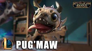 Download lagu Pug Maw League of Legends MP3