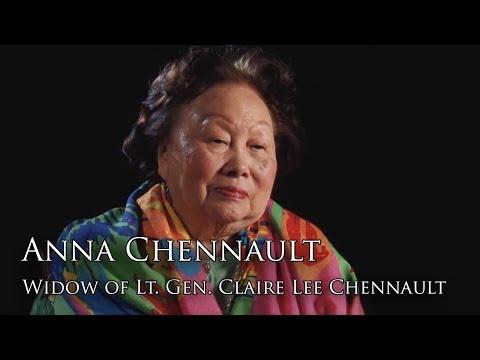Full Interview: Anna Chennault