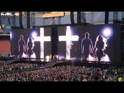 Beyoncé & Jay Z - Holy Grail live @ On The Run Tour - San Siro Milan - 6th July 2018