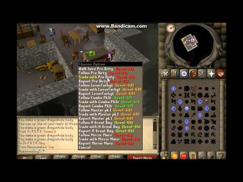 search through some drawers found in taverleys houses clue scroll runescape oldschool