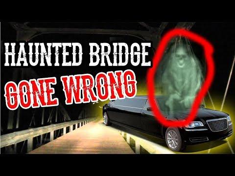 MY LIMO BROKE DOWN ON CRY BABY BRIDGE! FT MOE SARGI AND OMARGOSHTV