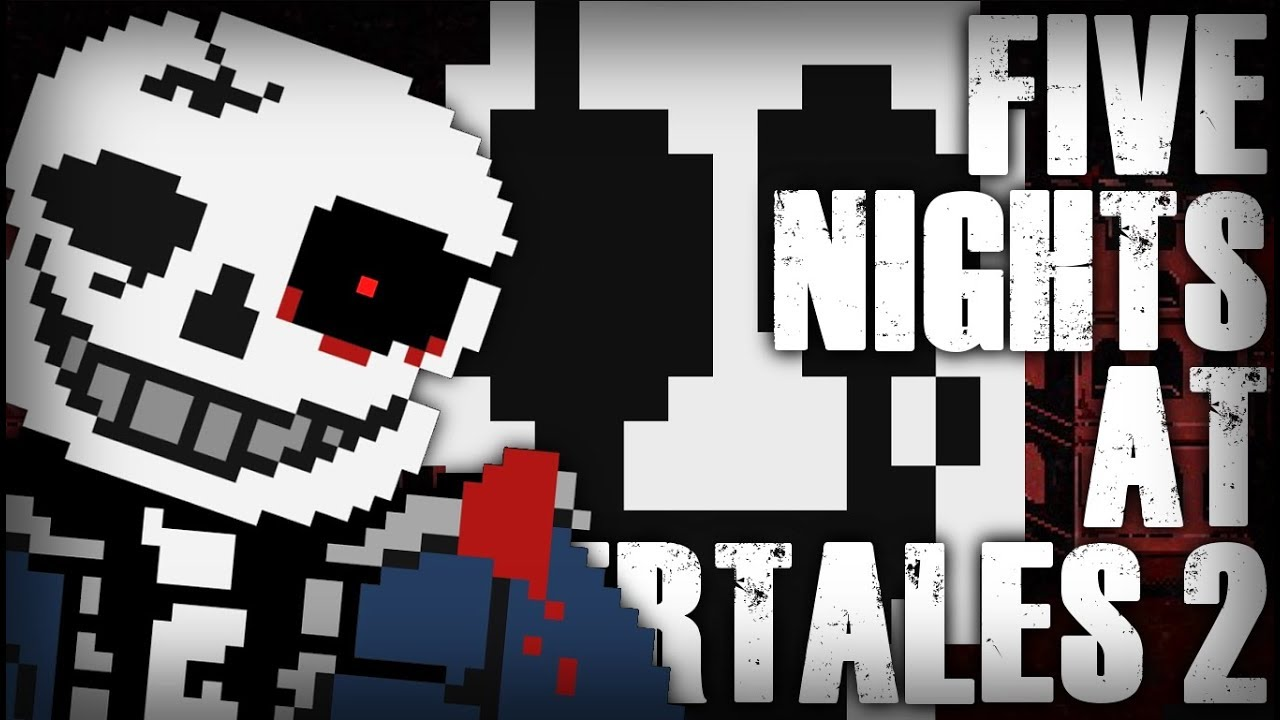 Five Nights At Undertales 2 The True Ending Youtube