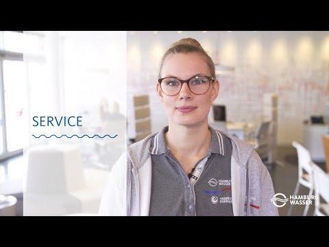 HAMBURG WASSER Service Video: Wie viel kostet mein Leitungswasser?