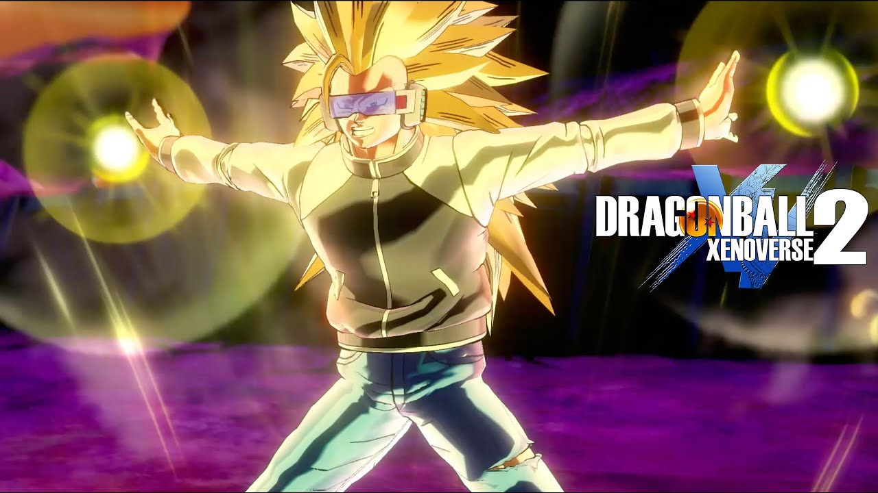 Dragon ball Xenoverse 2 Full crack
