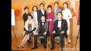 屋良朝幸(36)が8日、都内で行われた主演ミュージカル「Red Hot and CO...