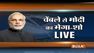 PM Modi Address at Wembley Stadium in London, UK (Full Speech)