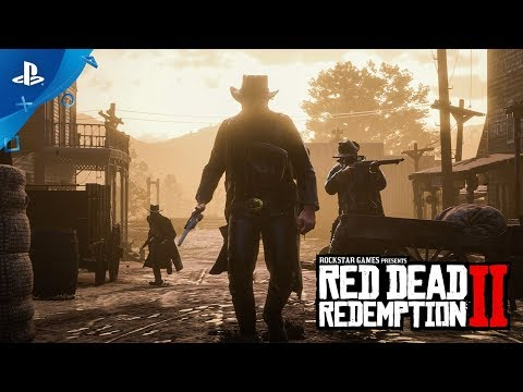 ed Dead Redemption 2 - Gameplay Video | PS4