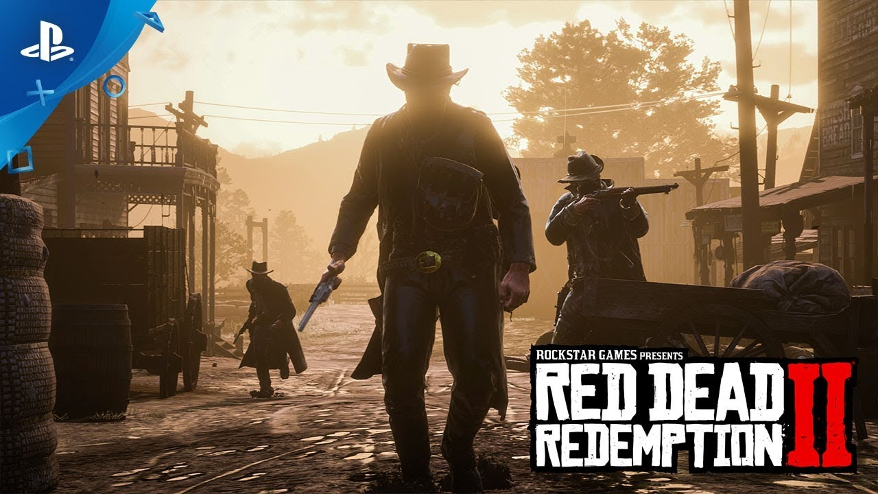 Red Dead Redemption 2 - Gameplay Video | PS4
