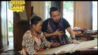 PROJECT: Ethnic Woven Fabric: T'nalak  (part 1 of 2) Thumbnail