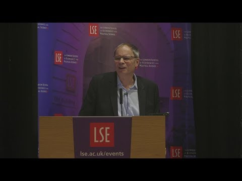 LSE Events | Prof. Jean Tirole | Economics for the Common Good