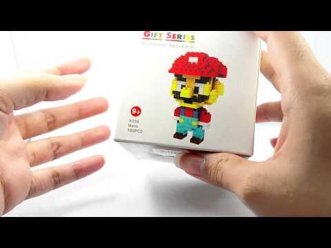 [Review] เลโก้ นาโนบล็อค By Rainy's Me Shop