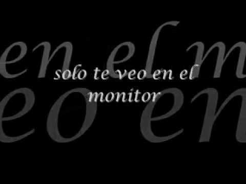 cancion de volovan monitor