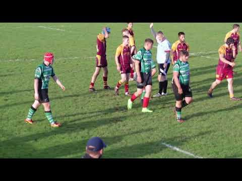 Bangor vs Caernarfon 04-11-17