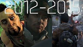 The Evolution of Ubisoft Downgrade 2012 - 2015