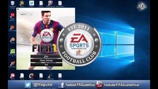 Como Instalar Parche de Liga Nacional de Guatemala, FIFA15 y FIFA 16 PC