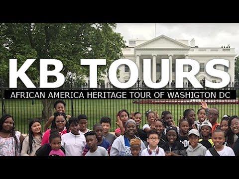 African American Heritage Tours In Washington DC - KB Tours In Washington DC