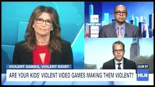 Violent video game play and violence. Is there a connection? (March 2018)