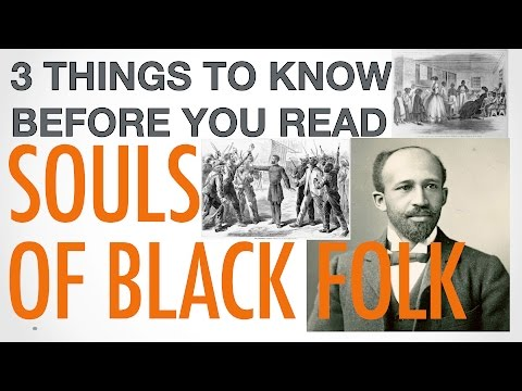 3 Things to Know Before You Read The Souls of Black Folk - Conley's Cool ESL