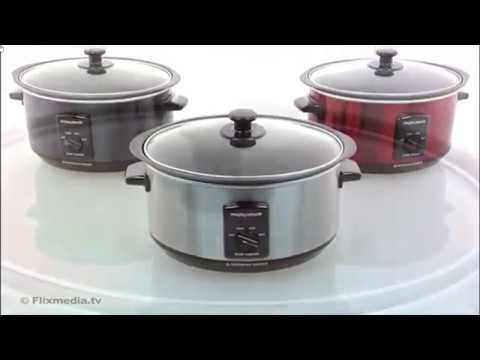 morphy richards slow cooker 3.5 l instructions