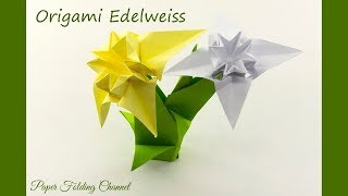 Origami Edelweiss