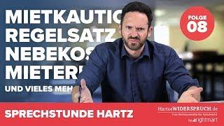 Sprechstunde Hartz 4 | Teil 8 – rund um Miete, Umzug und Nebenkosten