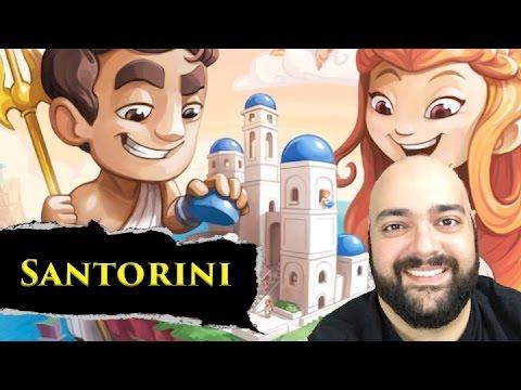 Santorini Review - with Zee Garcia