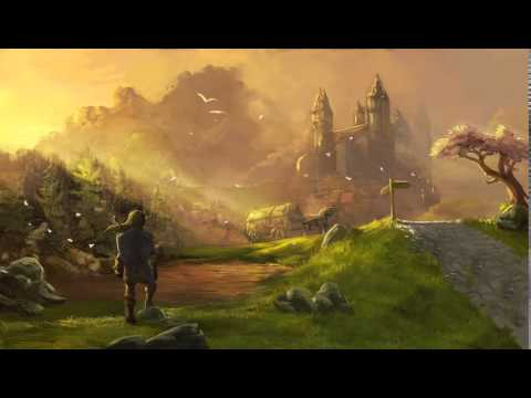 Legend Of Zelda Reorchestrated Twilight Princess Hyrule Field Youtube