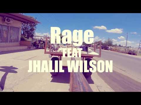 VÍDEO: Rage - Dia a Dia (Ft.Jhalil Wilson ) [ Oficial Vídeo Músic ] #HIP-HOP
