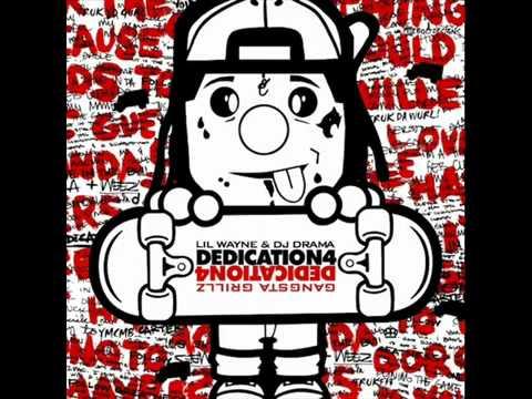 Lil Wayne ft. Nicki Minaj - Mercy (Dedication 4) (New Music October 2012)