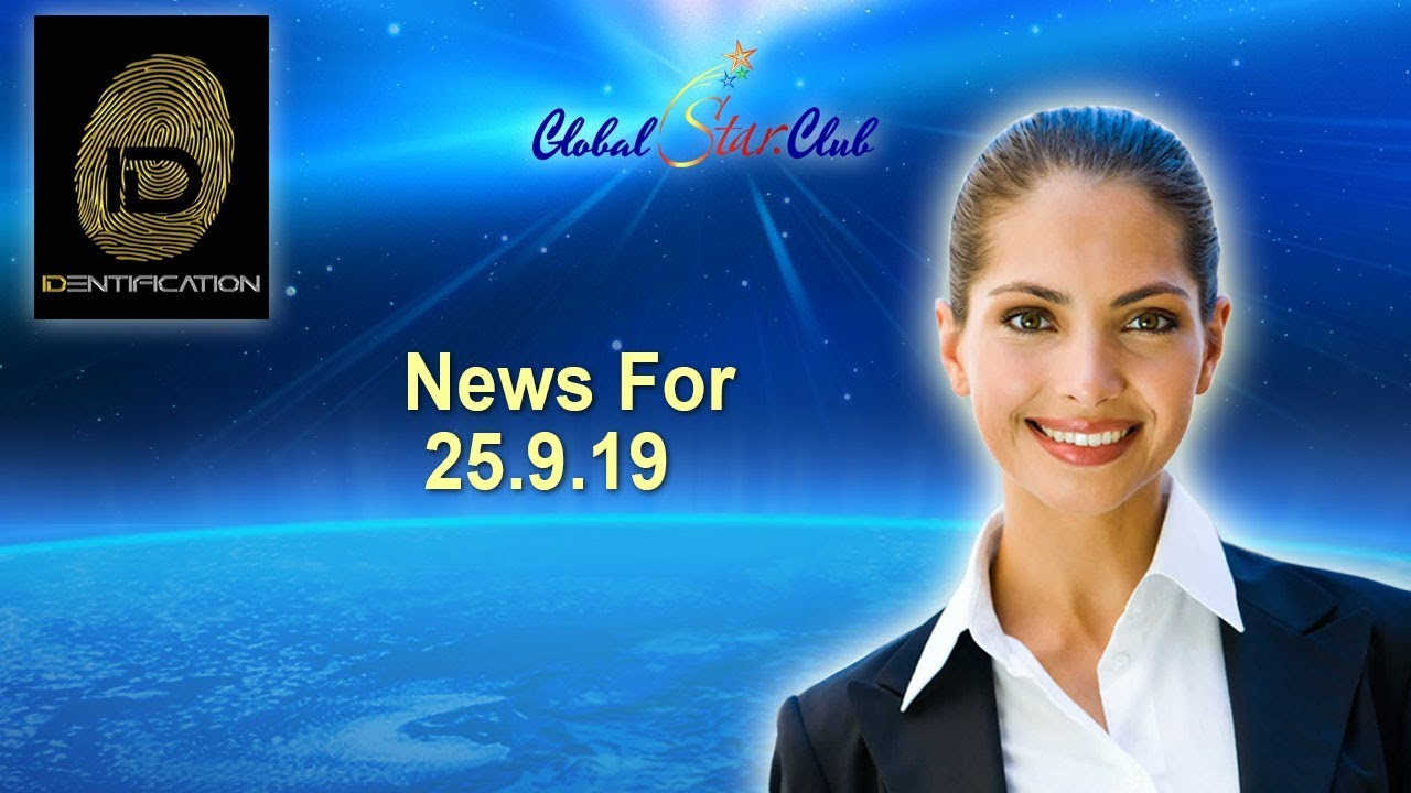 IDentification – News For 25.9.19