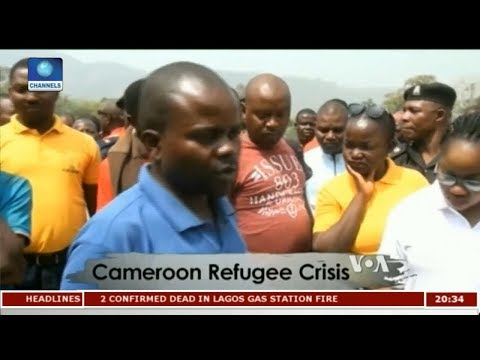32,000 Refugees Migrate To Nigeria Over Cameroon Crisis | Africa 54 |
