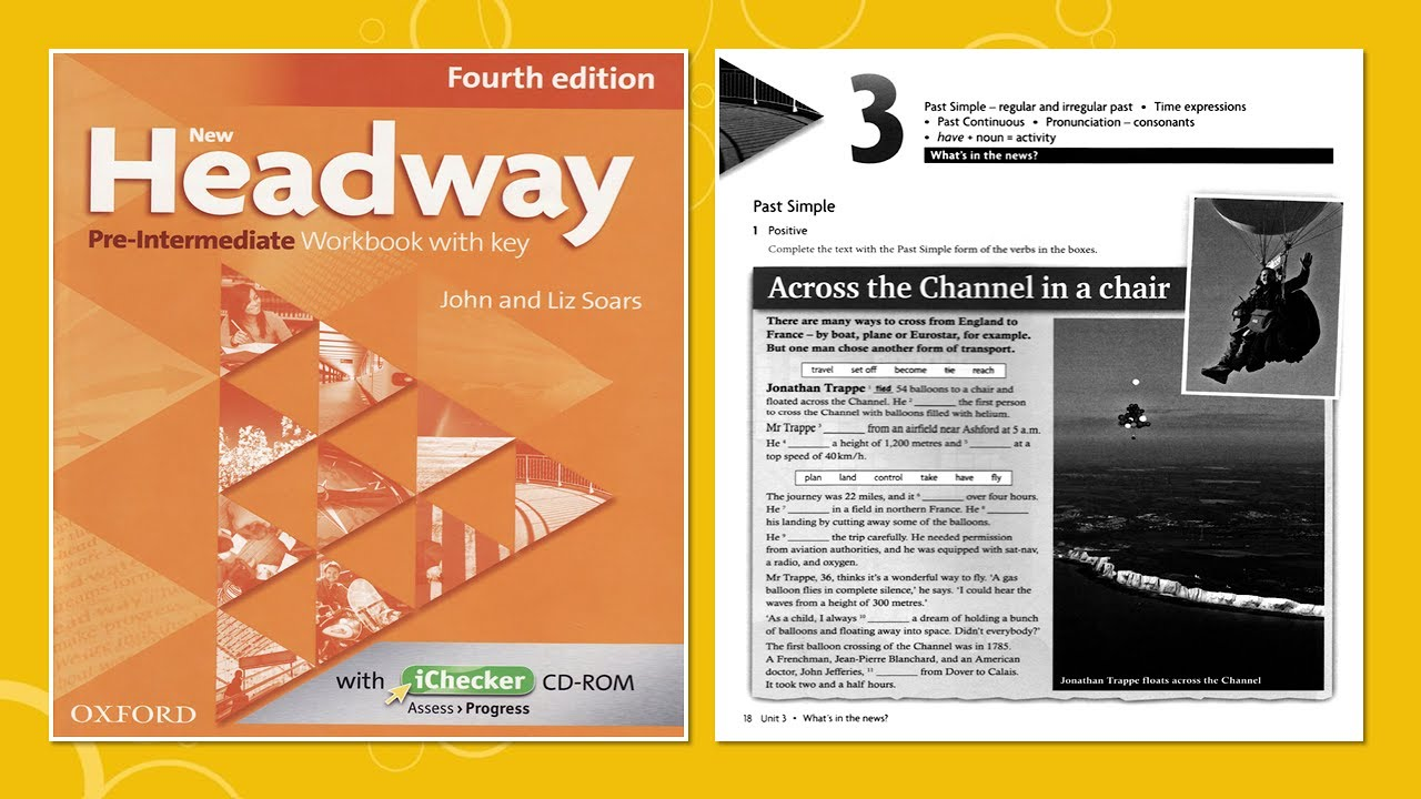 Headway Upper Intermediate Students Book Third Edition