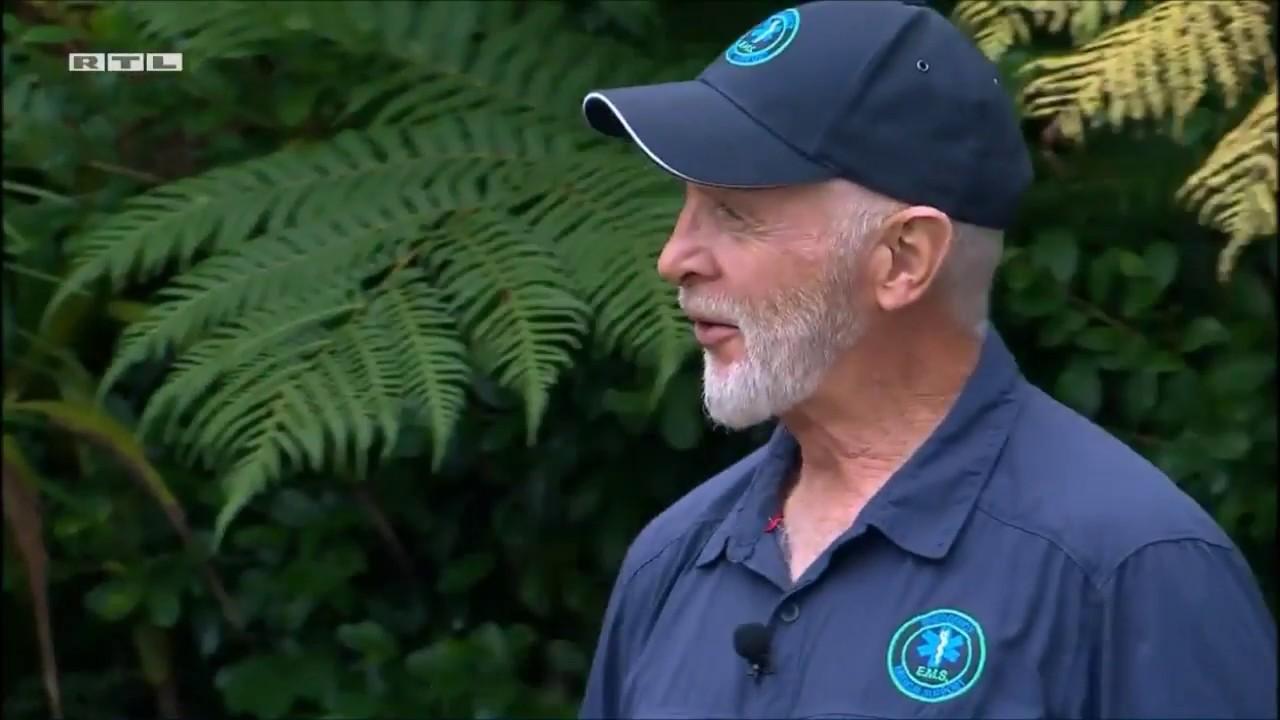 Dr Bob Bob Mccarron Das Dschungelcamp 2018