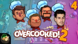Couch Potatoes Week - Overcooked 2 (#4) | Let