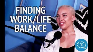 Samantha Maria: Balancing Living Online vs Living Offline | Dreamer's Disease Podcast