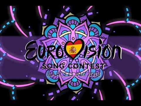Ideal Eurovision Song Contest 2018 Barcelona, Spain - Grand Final (OPEN VOTING)