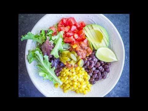 Easy Vegan Quinoa Bowls   6 Ways